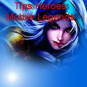 Tips Heroes Mobile Legends 1.0