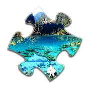 Landscape Jigsaw puzzles 4In 1Titan IncPuzzle