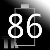 TK Battery Percentage 1.1
