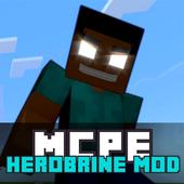 Mod Herobrine for Minecraft PE 2018 1