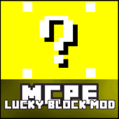 Lucky Mod for Minecraft PE 1