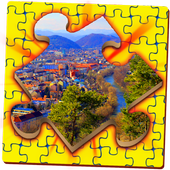best Jigsaw Puzzle - Urban Game 1.0