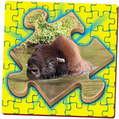Simple Jigsaw Puzzle - Zoo 1.0