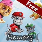 Paw Puppy Memory Game 1.0