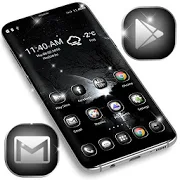 Black&White Launcher Theme 1.308.1.169