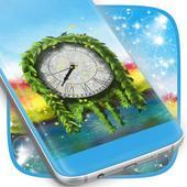 Large Clock 1.286.13.84