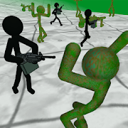 Stickman Zombie 3D 1.08
