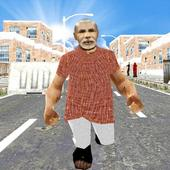 Modi 3D RunThink OctopusAction