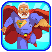 SuperHero  - Modi Run 1.0