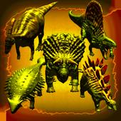Dinosaurs 3D: Bow and Arrow 1.8