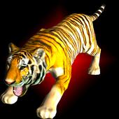 Forest Animals: Wild Cat Tiger 1.0