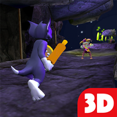 Tom 3D World Adventure Games ; Modern Platformer