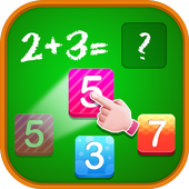 Easy Math For Kids - Add, Subtract, Count & Learn 1.0.0
