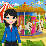 Theme Park School Trip: Summer Picnic Adventure 1.0.1
