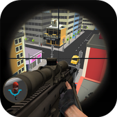 3d toon army sniper shooting 1.0