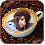 Coffee Cup Photo Frame Free 2.0.1