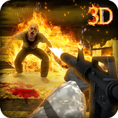 Dead Target Zombie FPS Strike Assault Killer 1.0.2