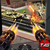GUNSHIP GUNNER HELICOPTER 1.2