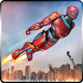 Flying Robot Army War Rescue 1.1.3