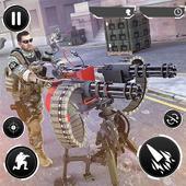 GUNNER GRAND WAR : CRITICAL FPS STRIKE MISSION 1.0.4