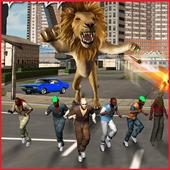 com.topactiongames.monster.lionattack.city icon