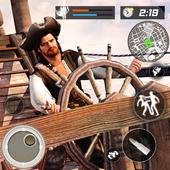 Caribbean Pirates Navy Shoot War 1.2