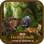 3D Hunting Jungle Animals