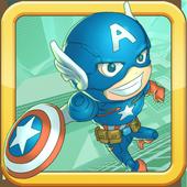 Captain Hero Jump 1.0.160807