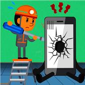 Mobile Phone Factory- Smart Phone Maker Game