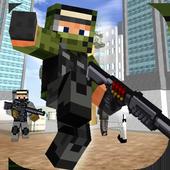 Block Soldier Battlefield 18b