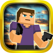 Cube Gun Survival Games C10.1