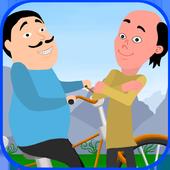 Motu Patlu Bike Race 1.0