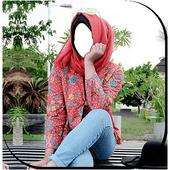 Hijab Jeans beauty 2018 1.5