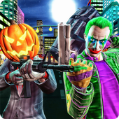 Halloween Gangsters RobberyToucan Games 3DAction