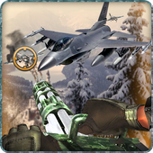 Snow Mountain Gunship Strike