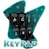 Darkness Keypad Cover 2.2 Lime