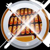 Fire Flame Keypad Art 5.3 Mint