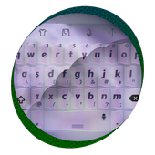 Sinking moon Keypad Cover 2.0 Eggplant