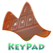 Impressive Keypad Layout 2.4 Blush Pink