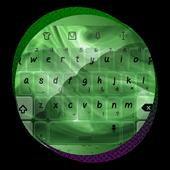Green Flame Keypad Design 1.4 Cool Grey