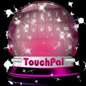 Sunny pink Keypad Design 3.1 Dull Green