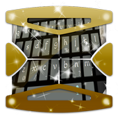 Clear moon Keyboard Theme 5.3