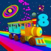 Learn Numbers - Preschool Kids Counting Train Game