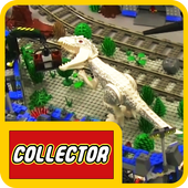 Collector LEGO Jurassic World 1.0