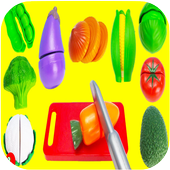 Learn Colors Vegetables Toys 1.0.3