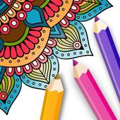 Flower Mandala Coloring Pages - Free Color Therapy 1.1.1