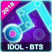 BTS Dancing Line: KPOP Music Dance Line Tiles Game 4.0.2