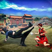 Women Kung Fu Fighting: Top Girls Wrestling Games 2.1