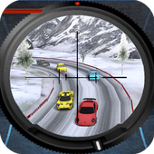 Traffic Sniper City Shooter 1.0