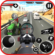 Traffic Sniper Shoot - FPS Gun War 1.0